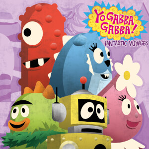 Yo Gabba Gabba - Fantastic Voyages Zavvi Exclusive Vinyl