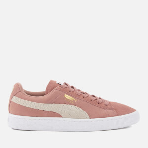Puma Women's Suede Classic Trainers - Cameo Brown/Puma White