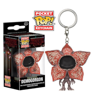 Stranger Things Demogorgon Open Face Pocket Pop! Vinyl-Schlüsselanhänger