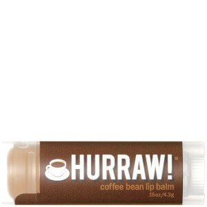 Бальзам для губ с ароматом кофейных зерен Hurraw! Coffee Bean Lip Balm