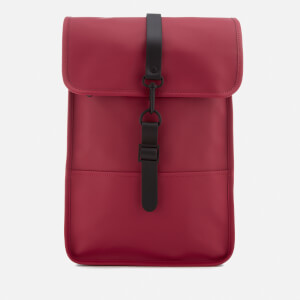 RAINS Mini Backpack - Scarlet