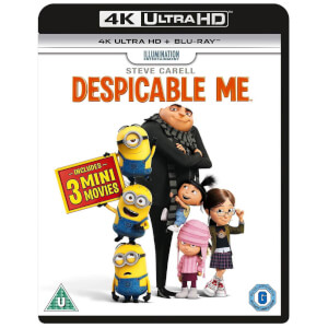 Despicable Me - 4K Ultra HD (Includes UV Copy)