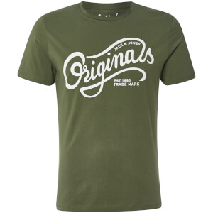 Jack & Jones Men's Originals Jolly T-Shirt - Thyme