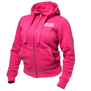 Better Bodies Soft Hoody - Hot Pink