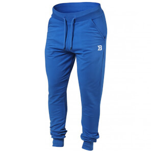 Better Bodies Soft Tapered Pants - Bright Blue