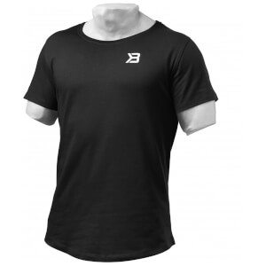 Better Bodies Hudson T-Shirt - Black