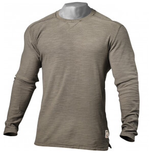 GASP Broad street long sleeve - Wash green