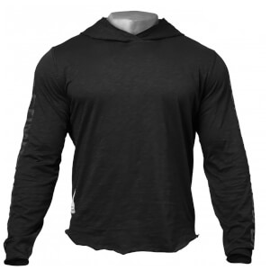GASP No Compromise Hoody - Black