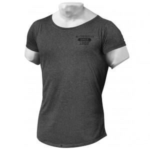 Better Bodies Tribeca T-Shirt - Antracite Melange