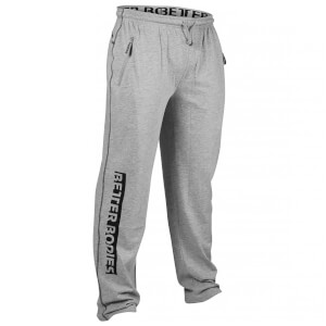 Better Bodies Gym sweatpants - Greymelange