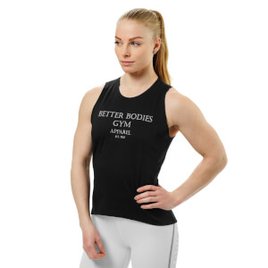 Better Bodies Chelsea loose tank - Black