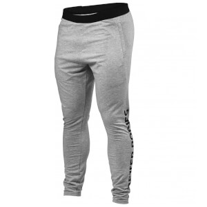 Better Bodies Hudson Jersey Pants - Grey Melange