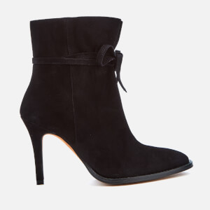 Hudson London Women's Sheena Suede Shoe Boots - Black