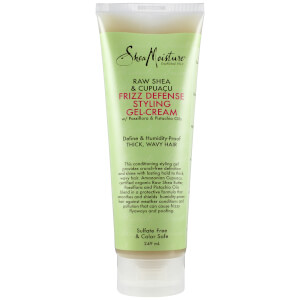 Shea Moisture Raw Shea & Cupuacu Frizz Defense Gel Cream 249 ml