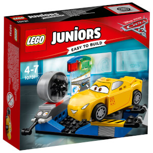 LEGO Juniors: Cars 3: Le simulateur de course de Cruz Ramirez (10731)