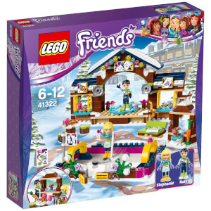 LEGO Friends: Wintersport ijsbaan (41322)