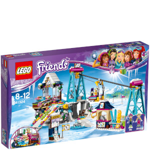 LEGO Friends: Winter Holiday Snow Resort Ski Lift (41324)