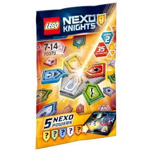 LEGO Nexo Knights: Combo NEXO Powers (70373)