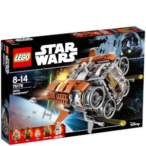 LEGO Star Wars: Le Quadjumper™ de Jakku (75178)