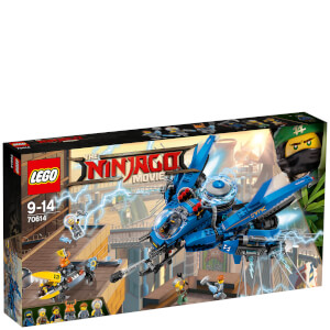 The LEGO Ninjago Movie: Lightning Jet (70614)