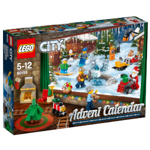LEGO City Advent Calendar (60155)