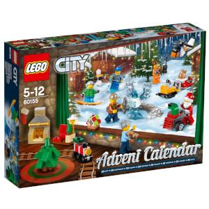 LEGO City Calendario de Adviento (60155)
