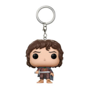 Lord Of The Rings Frodo Pocket Funko Pop! Vinyl Keychain