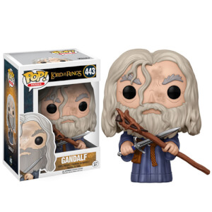 Lord Of The Rings Gandalf Funko Pop! Vinyl
