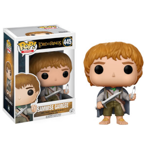 Lord Of The Rings Samwise Gamgee Funko Pop! Vinyl