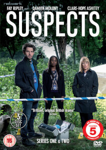 Suspects - Series 1-2