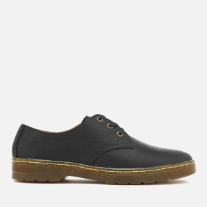 Dr. Martens Men's Cruise Coronado Leather Derby Shoes - Black