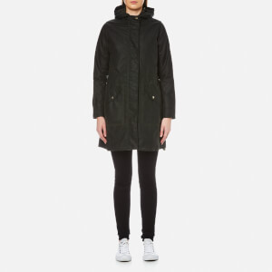 Barbour Women's Beachley Wax Jacket - Sage