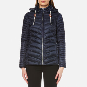 Barbour Women's Headland Quilt Jacket - Dark Navy