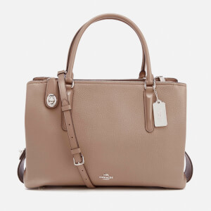 Coach Women's Brooklyn 34 Carryall - Stone