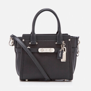 Coach Women's Coach Swagger 21 Bag - Black