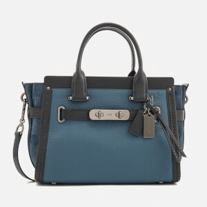 Coach Women's Coach Swagger 27 Bag - Mineral
