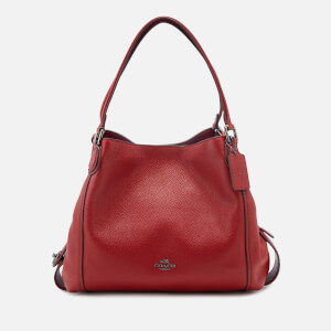 Coach Women's Edie 31 Shoulder Bag - Cherry