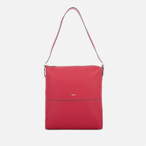 Furla Women's Dori Small Hobo Bag - Ruby