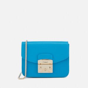 Furla Women's Metropolis Mini Cross Body Bag - Blue