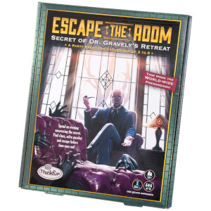 Escape The Room Game - Secret of Dr Gravely's Retreat