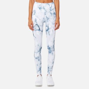 Varley Women's Windsor Tights - Teal Marble