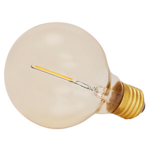 Frama Atelier LED G80 Bulb - Clear