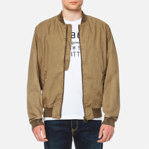 Barbour Men's Ashton Casual Jacket - Stone