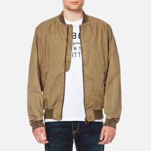 Barbour Men's Ashton Casual Jacket - Stone