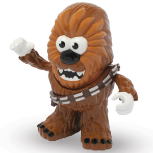 Figurine Mr Patate Chewbacca Star Wars - Poptater