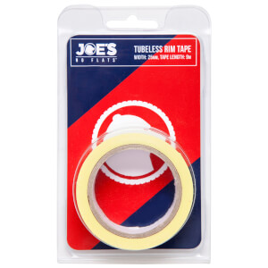 Joe's No Flats Tubeless Yellow Felgenband - 60m x 29mm