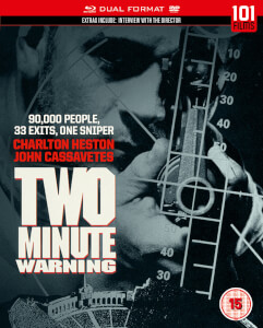 Two Minute Warning (Dual Format)