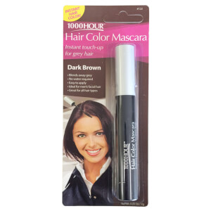 1000 Hour Hair Colour Mascara - Dark Brown #122