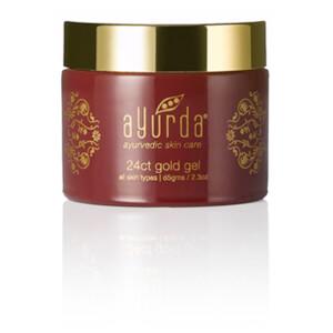 Ayurda Ayurvedic Skincare 24Ct Gold Gel 65g