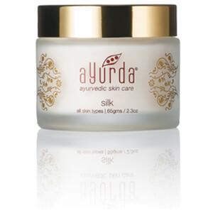 Ayurda Ayurvedic Skincare Silk Anti-Cellulite Firming Cream 65g